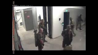 ДНР Донецкий аэропорт Захват терминала Ходаковским Бородаем и ополченцами Полное видео СБУ