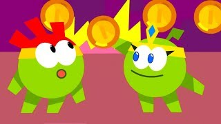 Om Nom Stories - Super-noms: Digital Adventures (cut The Rope) Kedoo Toonstv