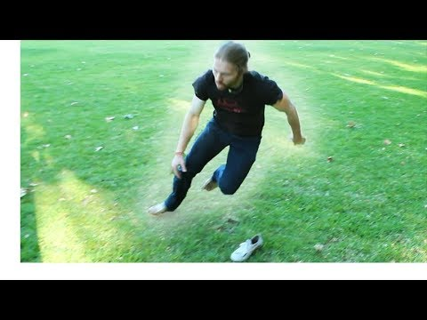 Ultimate Speed & Agility Drill - Parkour Training - How To Increase Speed & Agility