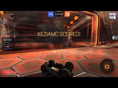 Rocket League - Lucky Comeback - Ranked Duel - 1v2