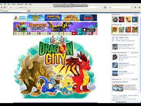 Cara Mencari Sessionid Dragon City