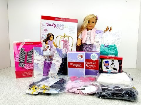 American Girl Doll Winter Value Sale Unboxing