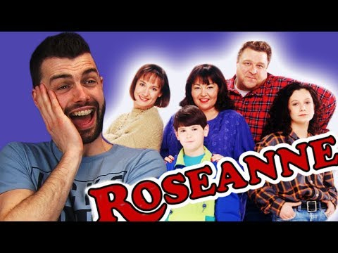 Irish People Watch Roseanne For The First Time
