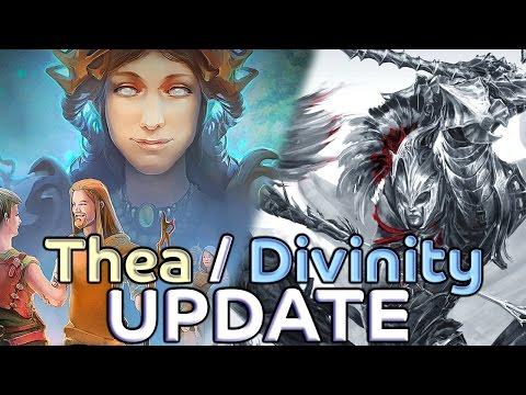 SERIES UPDATE – Thea: The Awakening & Divinity Original Sin 2