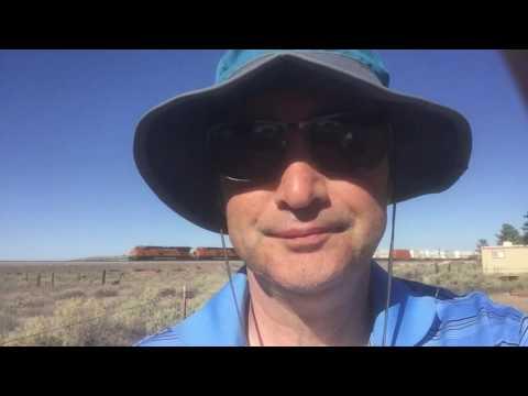 Long Trains and Camping