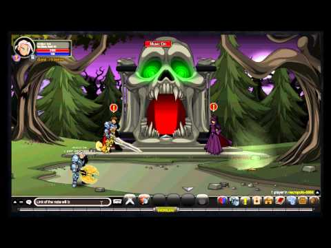 AQWorlds How to get Blinding Light of Destiny [FULL NOTE]