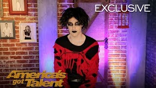 Goth Comedian Oliver Graves Anticipated Buzzers On AGT - America
