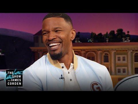 Jamie Foxx Recalls Meeting Kanye West