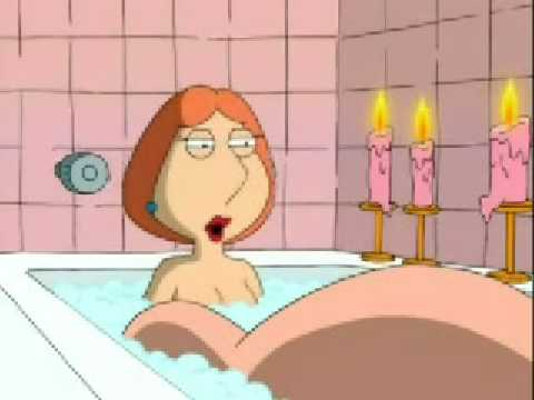Lois naked in tub advise