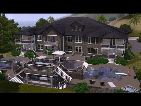 The Sims 3 Home Building - The Enclave || Let's Build an Apartment Finale