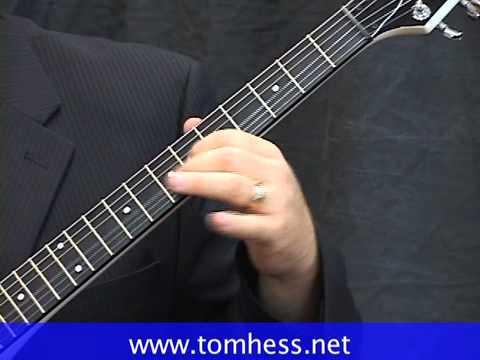 Improving Lead Guitar Vibrato Technique