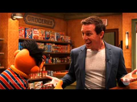 Rove revisits Sesame Street - The Project