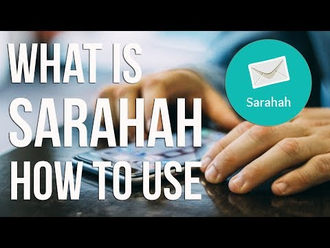 What is Sarahah App.? How to Use it.?