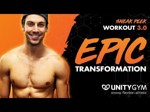Actor Lincoln Younes' Epic Body Transformation   Workout 3.0 Sneak Peek