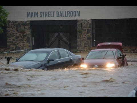 911 calls during historic Ellicott City flooding