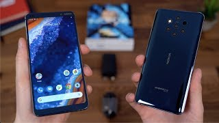 Nokia 9 Pureview Unboxing!