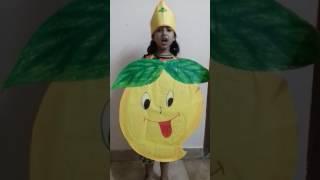Vaanya as National Fruit
