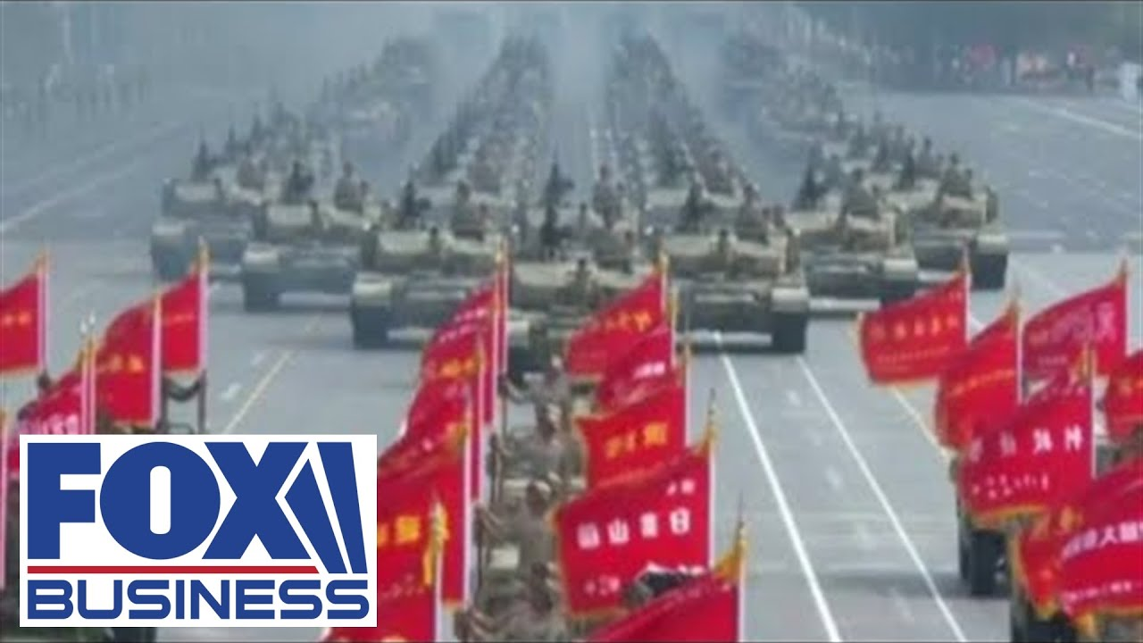 China prepares for 'intense showdown' with US