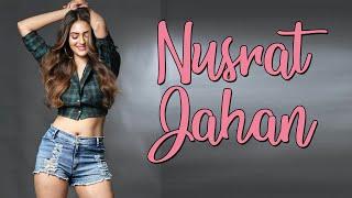 Nusrat Jahan Hot Bengali Actress
