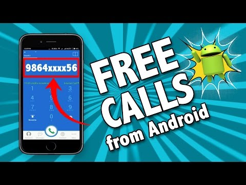 How To Make Free Calls From Android Phone [Unlimited]