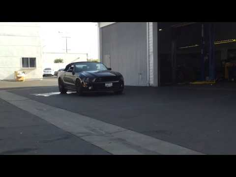 Shelby GT500 tested by yilmaz787