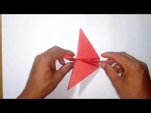 Best origami paper crane folding easy instructions 2018