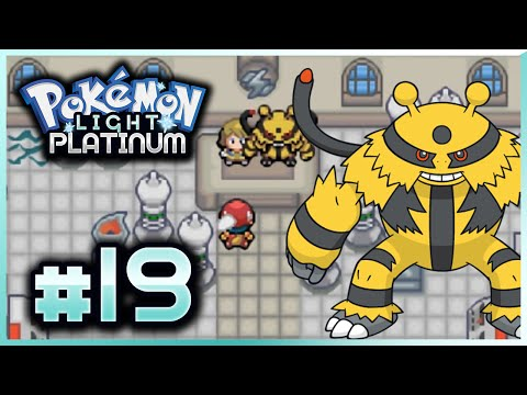 Let's Play Pokemon: Light Platinum - Part 19 - Serenity Gym Leader Rayner
