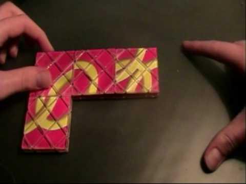 Fixing a 'Scrambled' Rubik's Magic