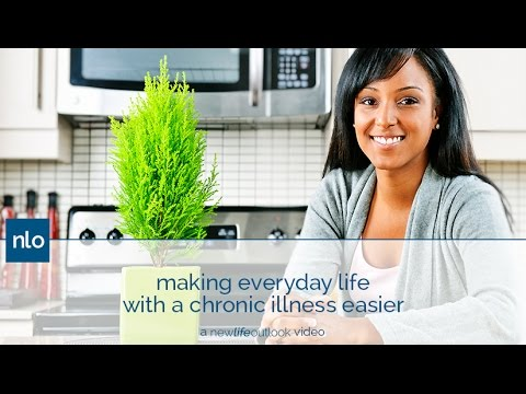 Making Everyday Life with a Chronic Illness Easier