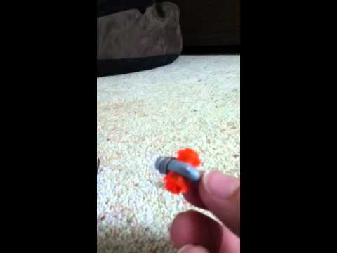 How to make a laser gun out of Lego