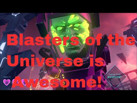 Blasters of the Universe Review and Gameplay