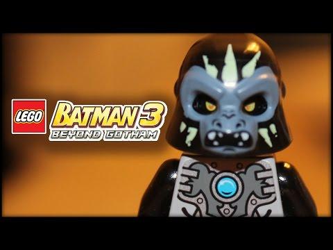 LEGO BATMAN 3 - CUSTOMS! Live!