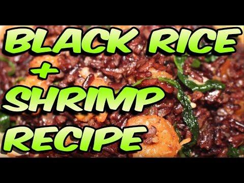 Juju's Recipes - Episode 5: Shrimp Fried (Black) Rice - Stir Fry