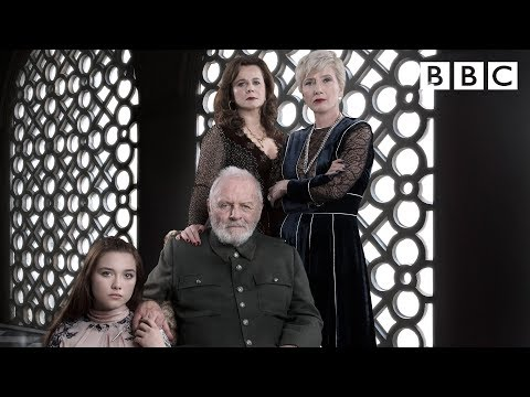 Anthony Hopkins' King Lear takes command | Emma Thompson | Christopher Eccleston - BBC