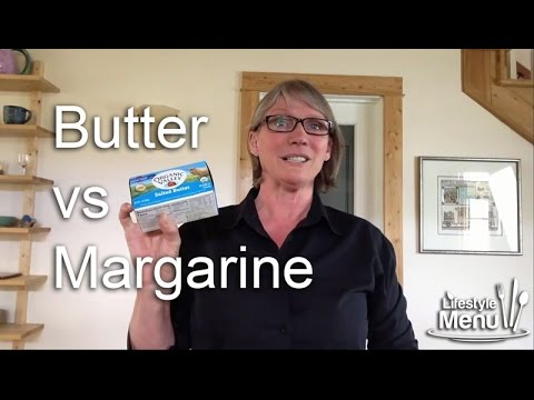 Margarine vs Butter? What is better for our Health?