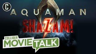 Justice League Fallout: Can Shazam & Aquaman Save The DCEU? - Movie Talk