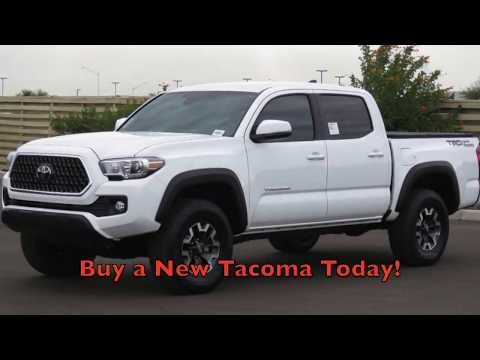 2018 Toyota Tacoma , Sporty,  Powerful. Best Price Tampa Bay Sun Toyota Joe Pearson 727-310-2630