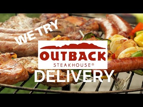 We Try - Outback Steakhouse Delivery