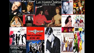 Download Pop En Español De Los 80 y 90|Retro Mix 80 90 Español|Retro Mix Latin Pop 80 y 90 Video
