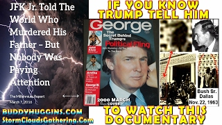 JFK Jr. His Killers and the Unbelievable Cover-up!!!