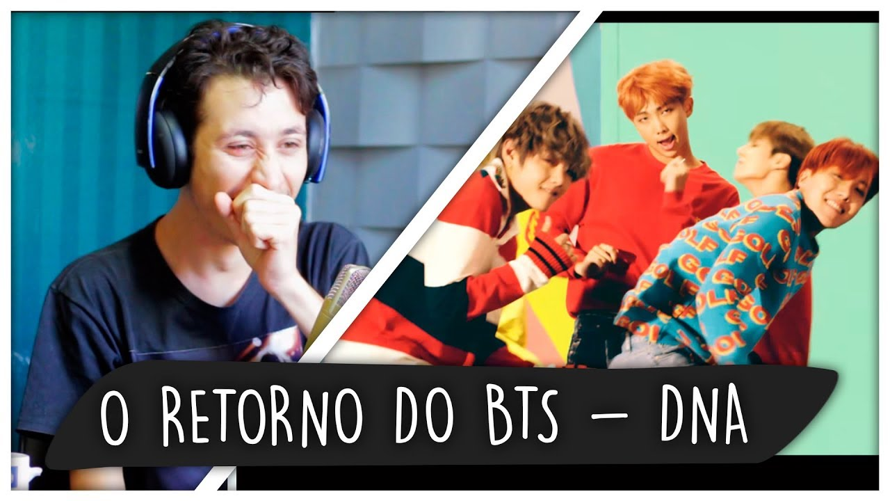 REACT BTS (방탄소년단) 'DNA' Official MV + TEASERS (K-POP)