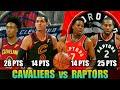 Download  Cavs Tinambakan ang East No.2 na Raptors | Clarkson-Sexton vs Leonard-Lowry Full 2x2 Duel Highlights MP3,3GP,MP4