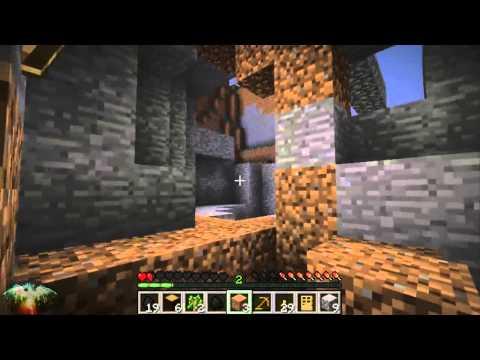Minecraft ~ Episode 1 - With Immortal Phoenix ~ RETURN OF THE SKELETON!! - 4 / 10