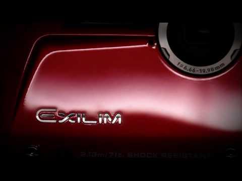 EX-G1 Shock & Water Resistant Digital Camera