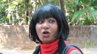 "Jenny De  Germany. Moji Dusri Kantaranchi Ani Comedy VCD. ""Please! Chotur Ravat"""