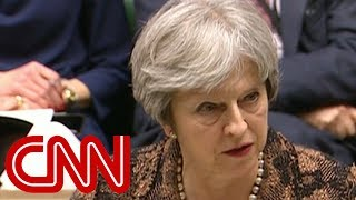 """British PM: """"Highly likely"""" Russia poisoned ex-spy"""