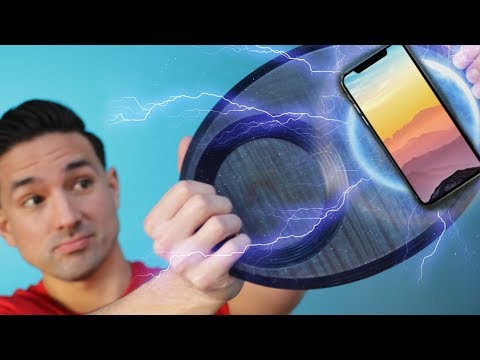 The $200 iPhone X Wireless Charger You Don't Need...