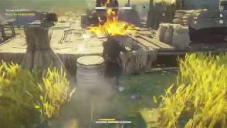 Assassin's Creed Origins: The Curse Of The Pharaohs - Pyromaniac
