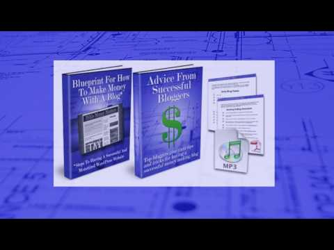Blueprint For How To Make Money With A Blog