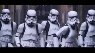 CAN'T STOP THE FEELING! - Justin Timberlake (Stormtroopers Dance Moves & More) PT 3